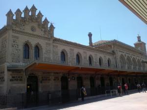 Toledo, nejkrásnější nádraží na světě