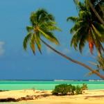 Pláže na Bora Bora