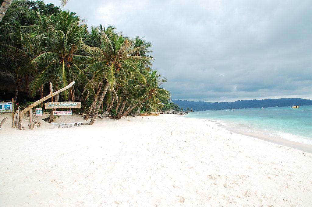 Bílá pláže - Boracay, Autor: maaackan