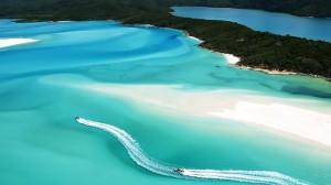 Ráj na zemi - ostrovy Whitsundays