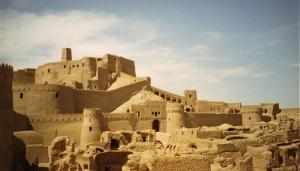 Arabská obydlí mají své kouzlo