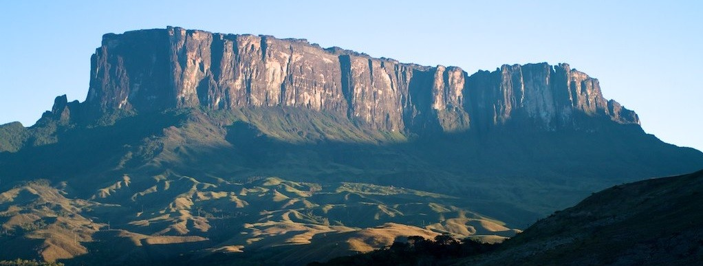 Hora Roraima - Jižní Amerika