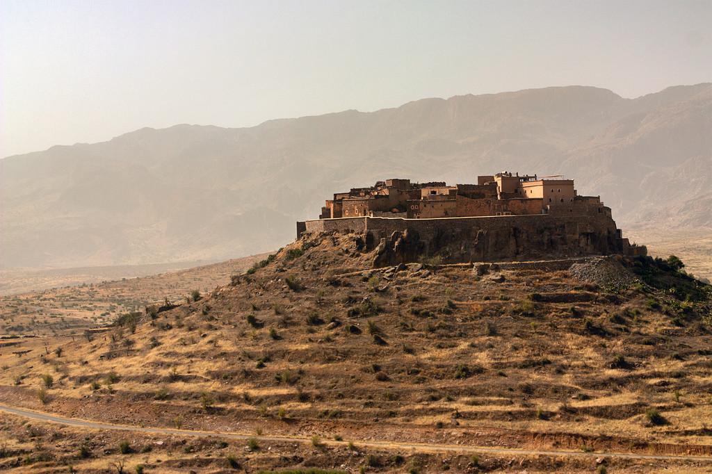 Nám marocká krajina nejvíce připomíná hvězdné války. Co Vám?