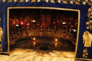Betlém - místo narození Ježíše