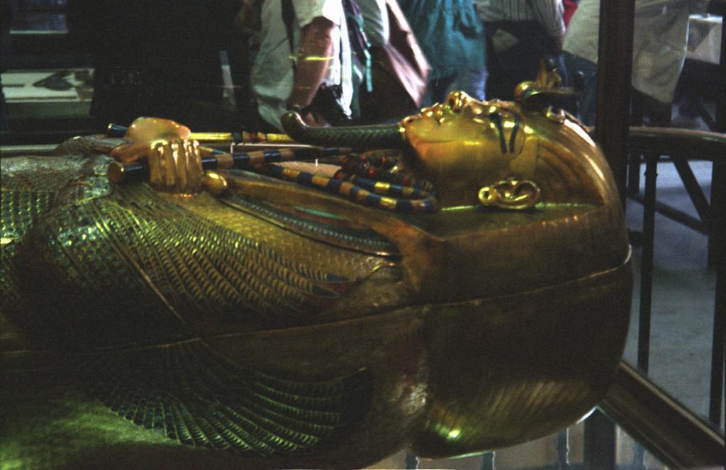 Sarkofág Tutanchamona