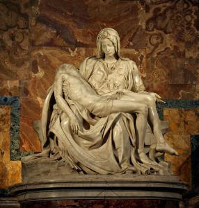 Michelangelova pieta