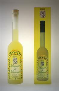 Italské limoncello