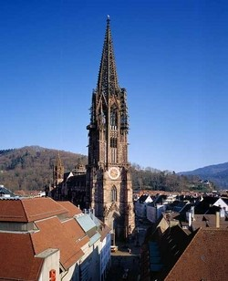 Freiburská katedrála