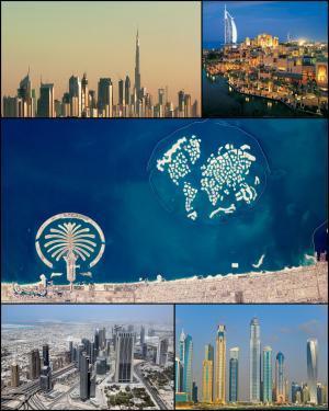 Dubaj je město NEJ