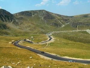 Transalpina – silnice 67C v jižních Karpatech