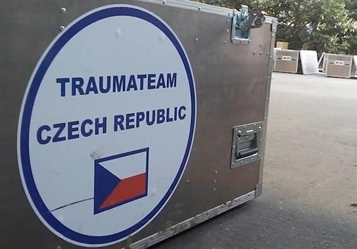 Znak českého traumateamu