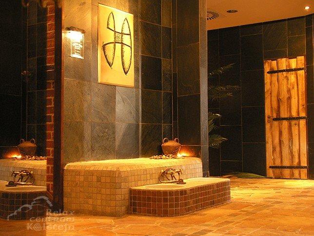 Wellness v hotelu Kolštejn