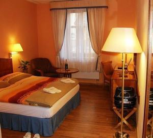 Pokoj v hotelu Kolštejn 3*