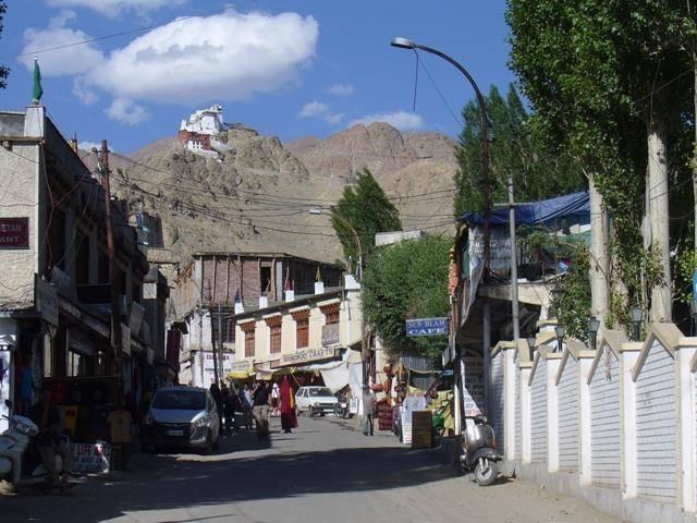 Město Leh