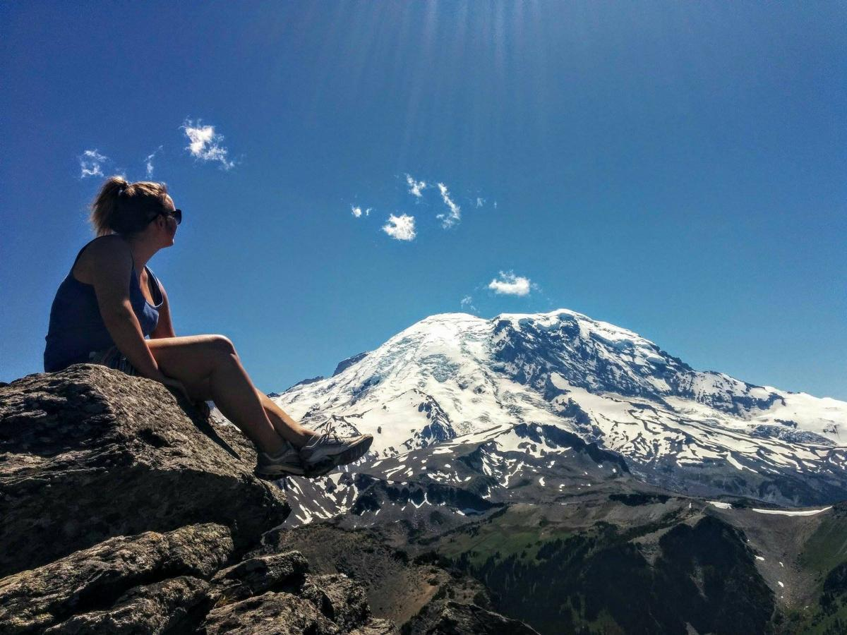 Výšlap na Mt. Rainier