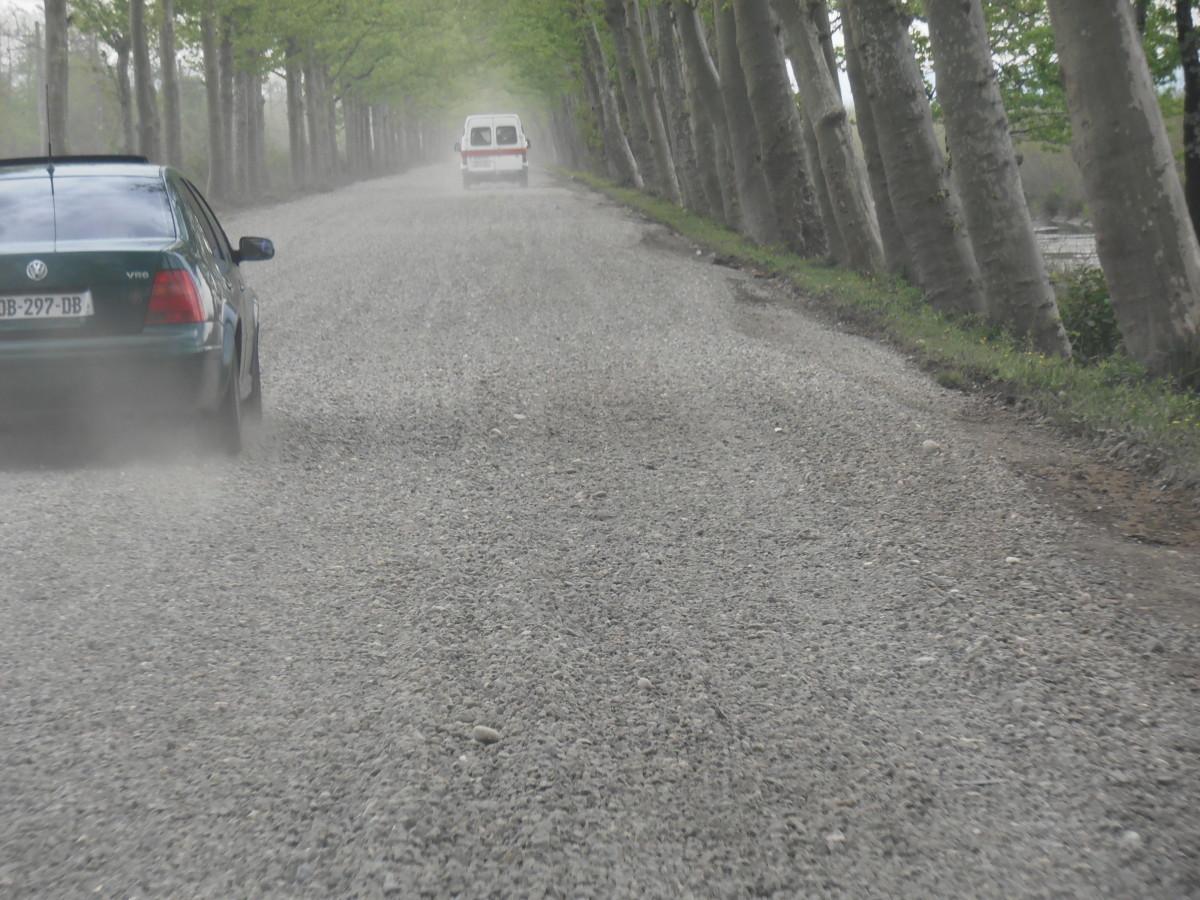 Dálnice z Poti do Zugdidi