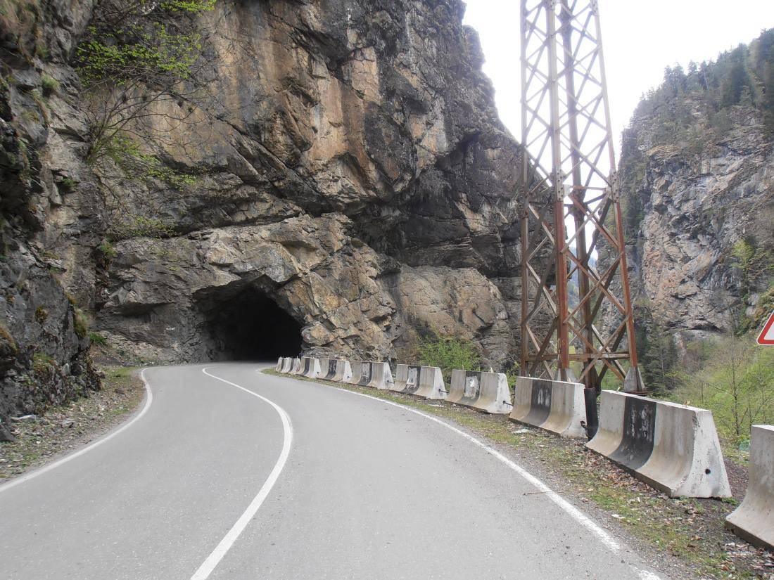 Cesta Zugdidi - Mestie