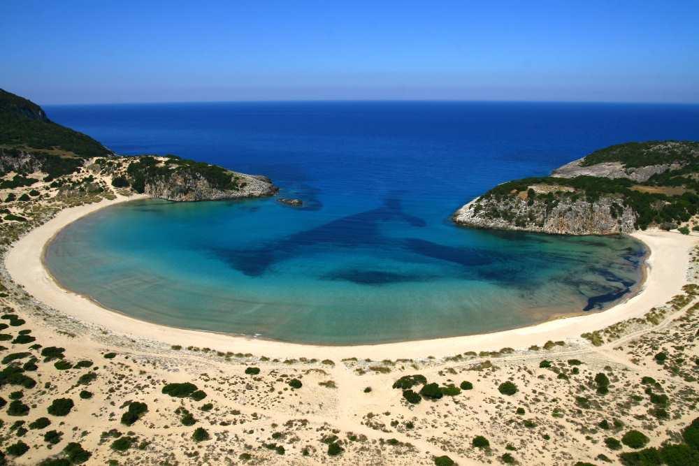 Pláž Voidokilia