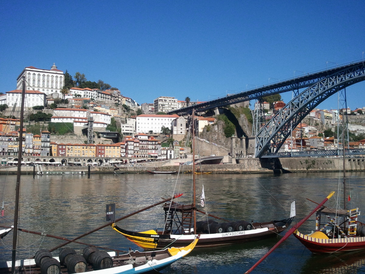 Porto - most