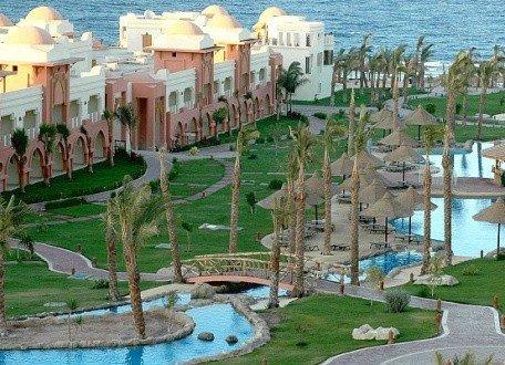 5* hotel v Hurghadě
