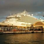 Naše loď pro plavbu v Karibiku