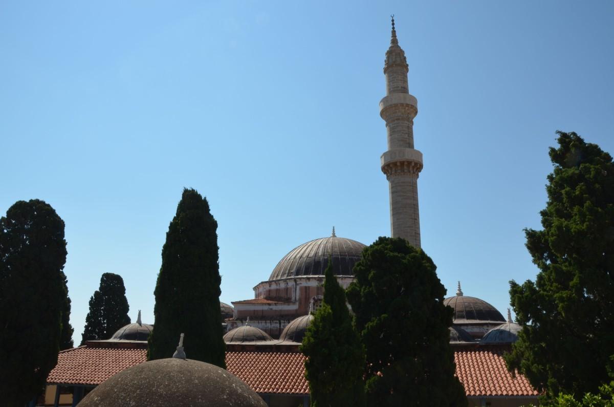 Sulejmánova mešita