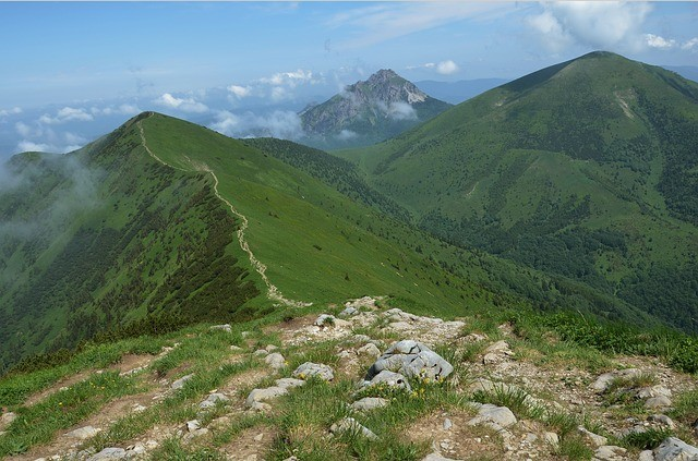 Slovenské hory nemají chybu