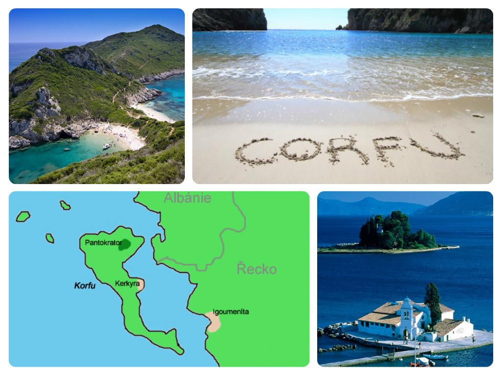 Last minute dovolená na Korfu