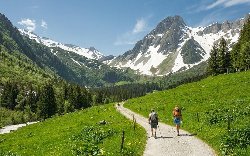 V Rakousku můžete nachodit stovky kilometrů