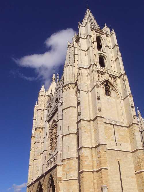 Katedrála v Leónu