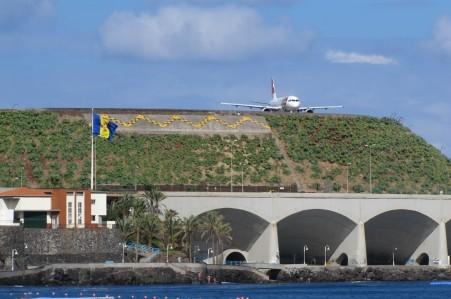 Letiště Funchal