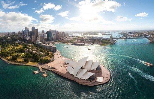 Sydney v celé své kráse