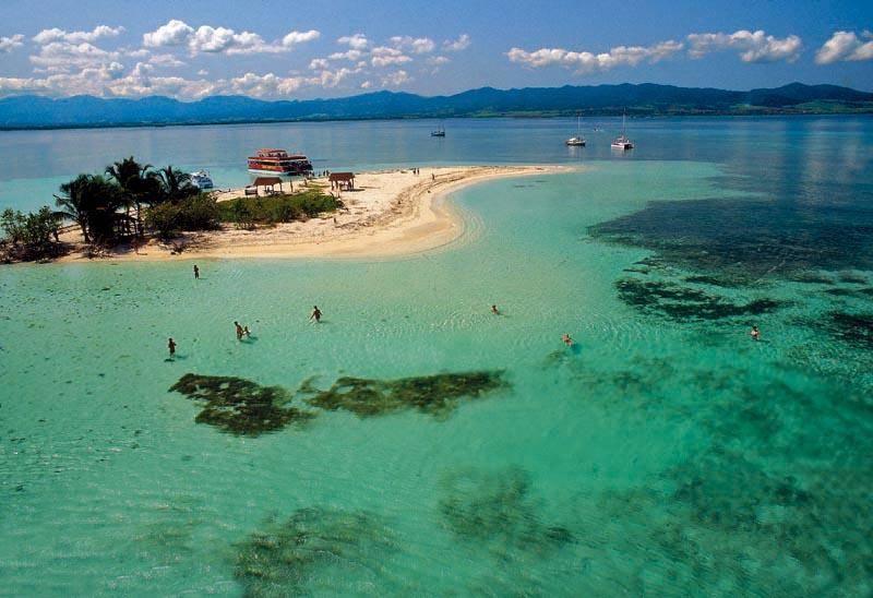 Guadeloupe je prostě ráj na zemi