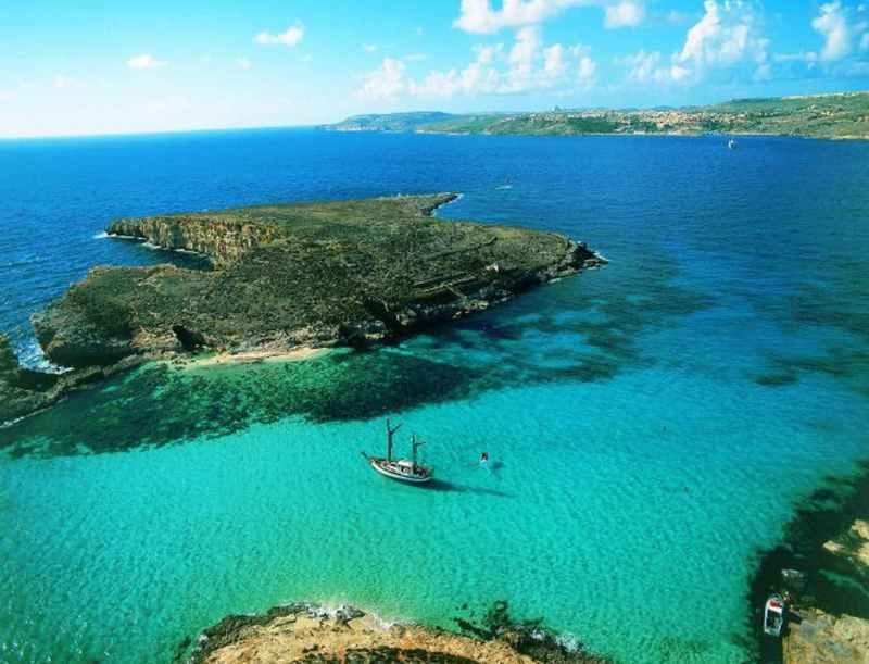Moře kolem Malty