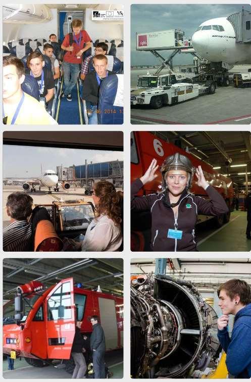 Exkurze na Letiště Praha