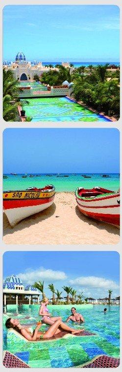 Luxusní dovolená na Kapverdech