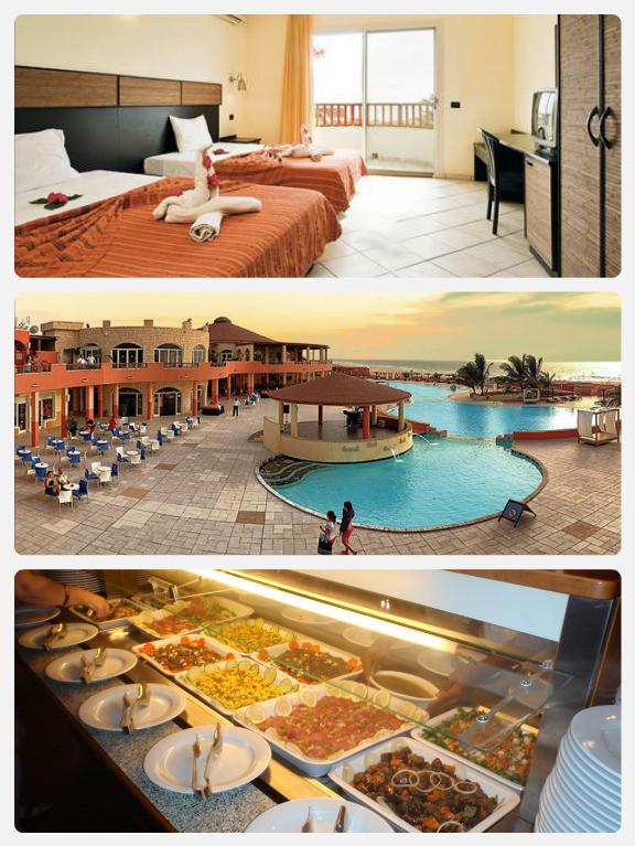 Hotel Royal Decameron Boa Vista na Kapverdách