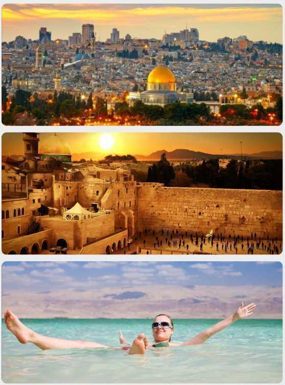 Jeruzalém stojí za návštěvu