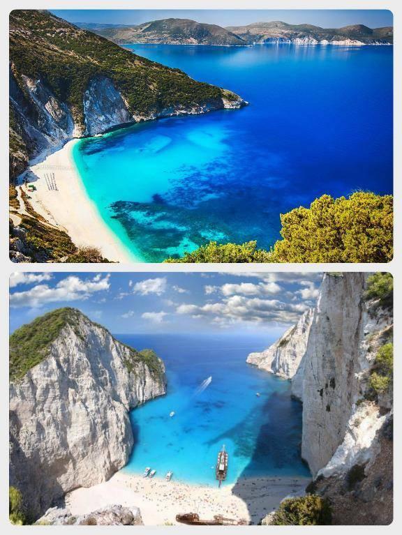 Kefalonie a ostrov Zakynthos - i sem se můžete podívat s Viamare