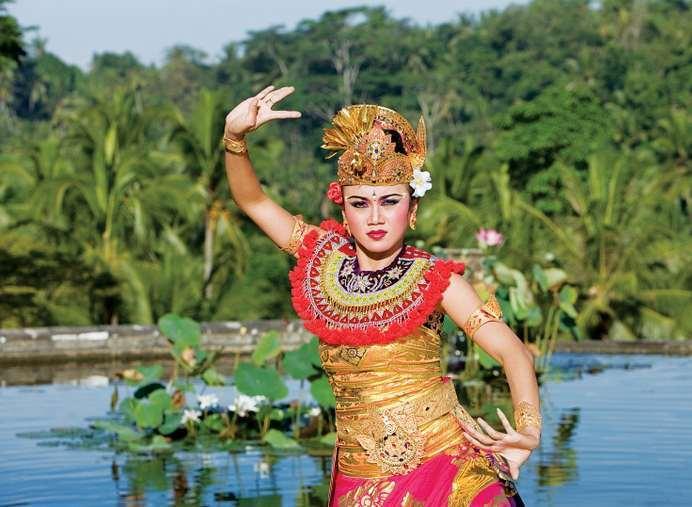 Ostrov Bali - informace