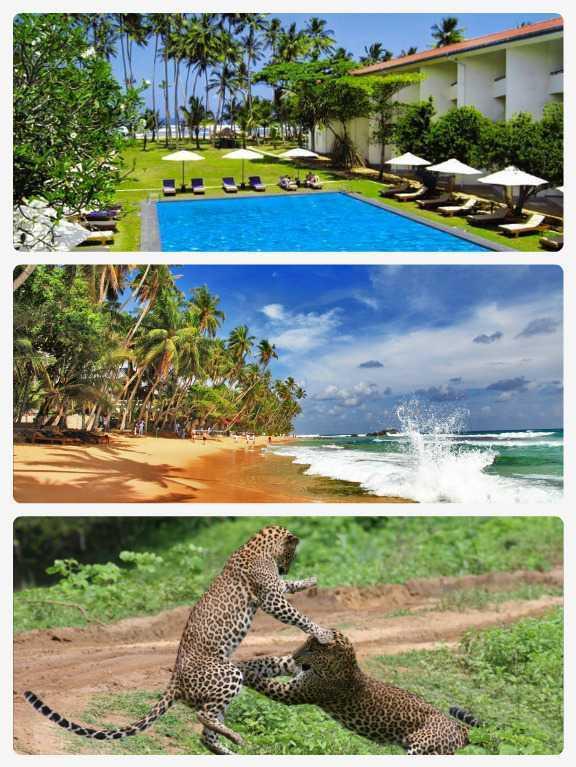 Sri Lanka v celé své kráse
