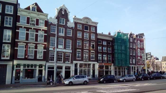 Architektura v Holandsku nemá chybu