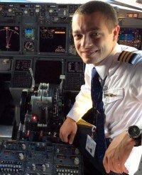Pilot Jakub Ninger