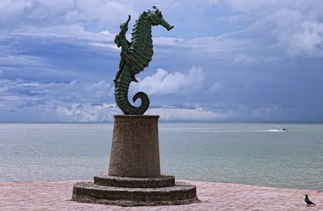 Symbol mexického města Puerto Vallarta
