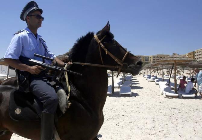 Bezpečnost v Tunisku