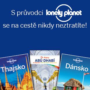 Průvodce Lonely Planet - vybrané se slevou