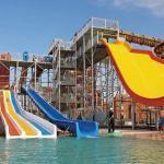 Aquapark v Maroku