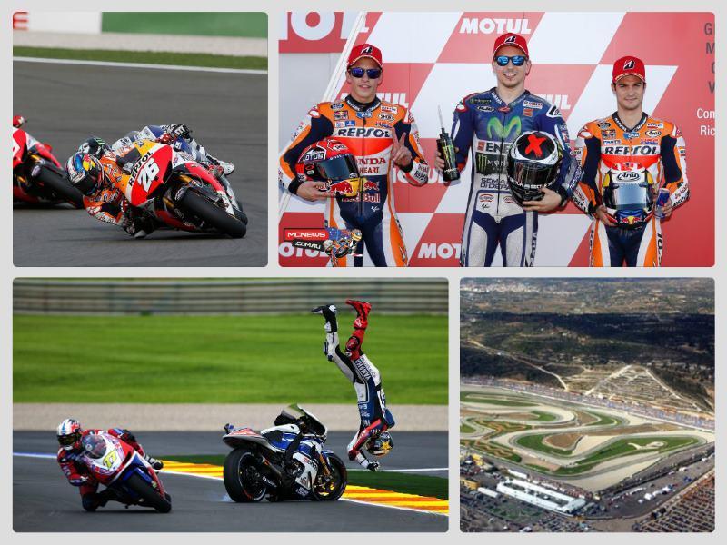 MotoGP ve Španělsku