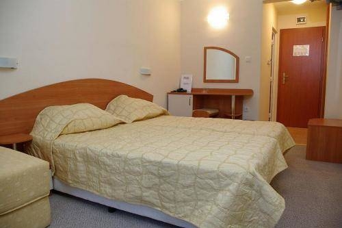 Útulný pokoj v hotelu Pliska***