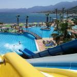 Aquapark na Krétě